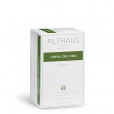Чай зелёный Althaus China Zhu Cha