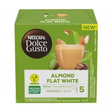 Капсулы Dolce Gusto Almond Flat White
