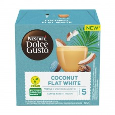 Капсулы Dolce Gusto Coconut Flat White