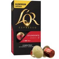 Кофе в капсулах Lor Espresso Splendente