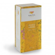 Чай Niktea Mixed Herbs, 25 пакетиков
