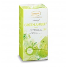 Чай зеленый Ronnefeldt Green Angel Bio, 25 пакетиков